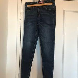 👖Wax Jeans - Butt, I love you! Dark Denim